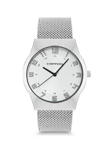 Choppers Saat Gümüş